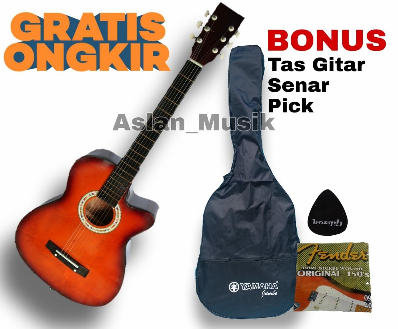 Gitar Akustik Murah Mantap Super