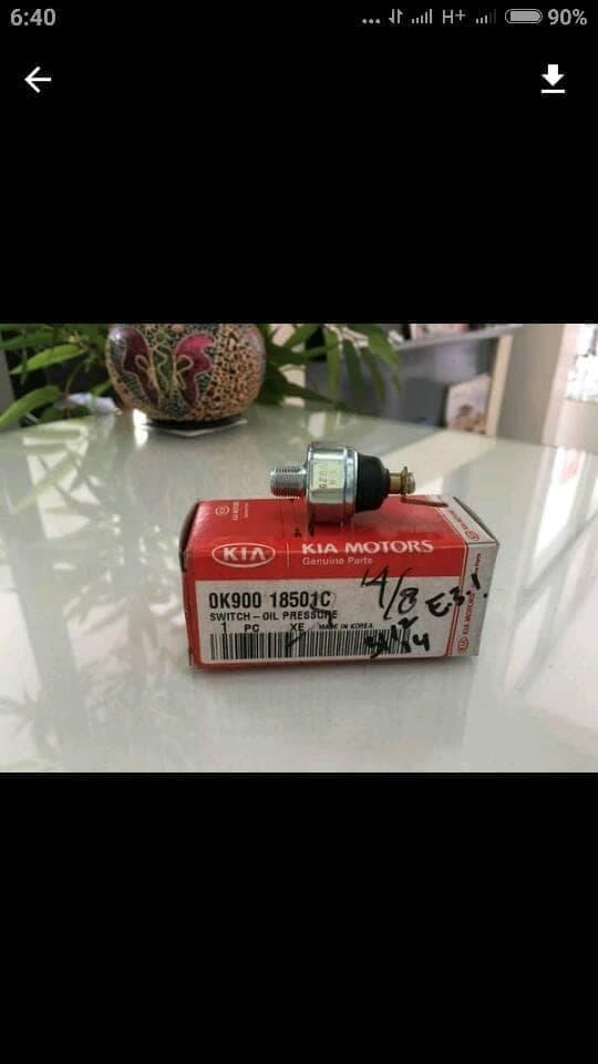 Switch oli pressure kia sportage 1 original