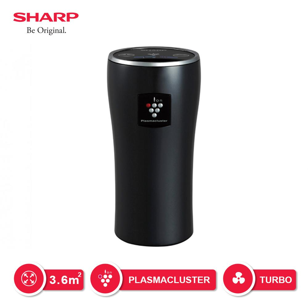 Sharp Air Purifier New High Density For Car (model Ig-Dc2y-B) By Lazada Retail Sharp