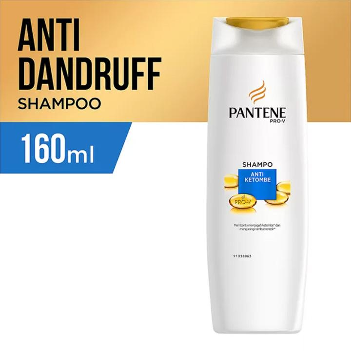 Pantene Sampo Anti Dandruff - 160ml By Lazada Retail Pantene.