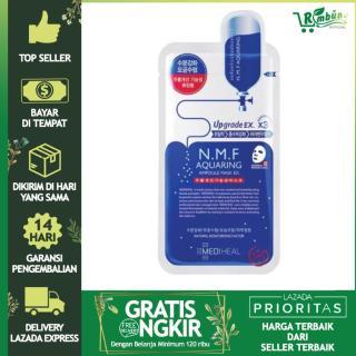 Mediheal Sheet Mask N.M.F Aquaring Ampoule Mask Ex - 1 Pcs thumbnail