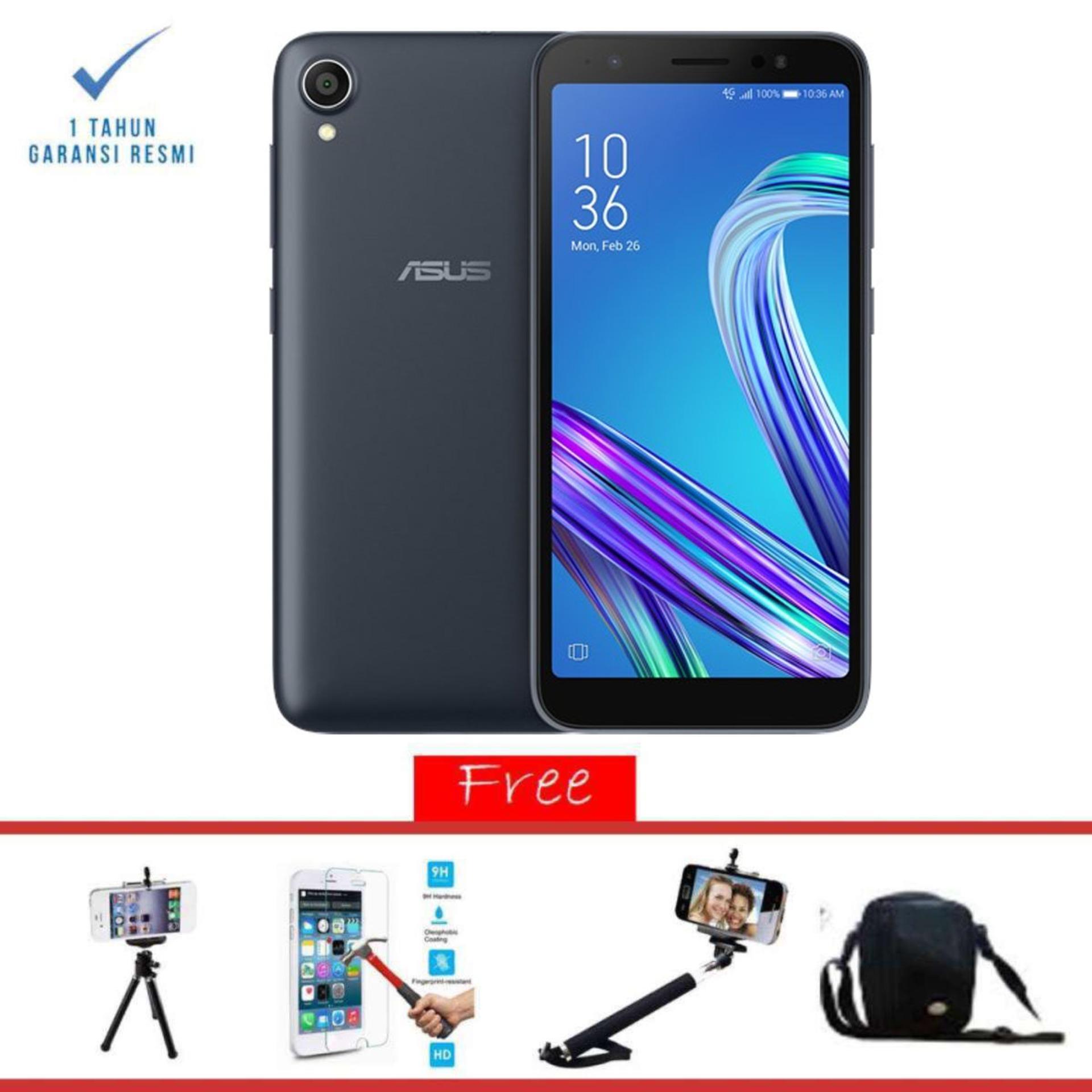 Asus Zenfone Live (L1) New ZA550KL [2/16GB] Free Bumper + 4 Item