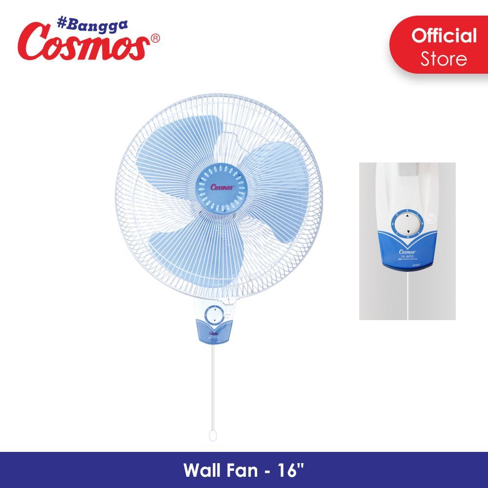 Cosmos WFO16 Kipas Angin Dinding - Biru