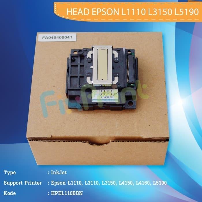 Print Head Printer Epson L120 L110 L210 L220 L300 L310 L360 - Original Box