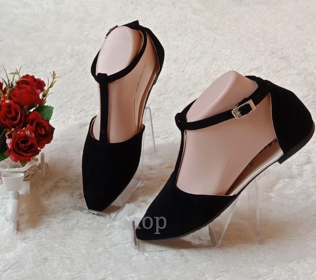 Kimee - Azkio Miami Flat Shoes IW.05