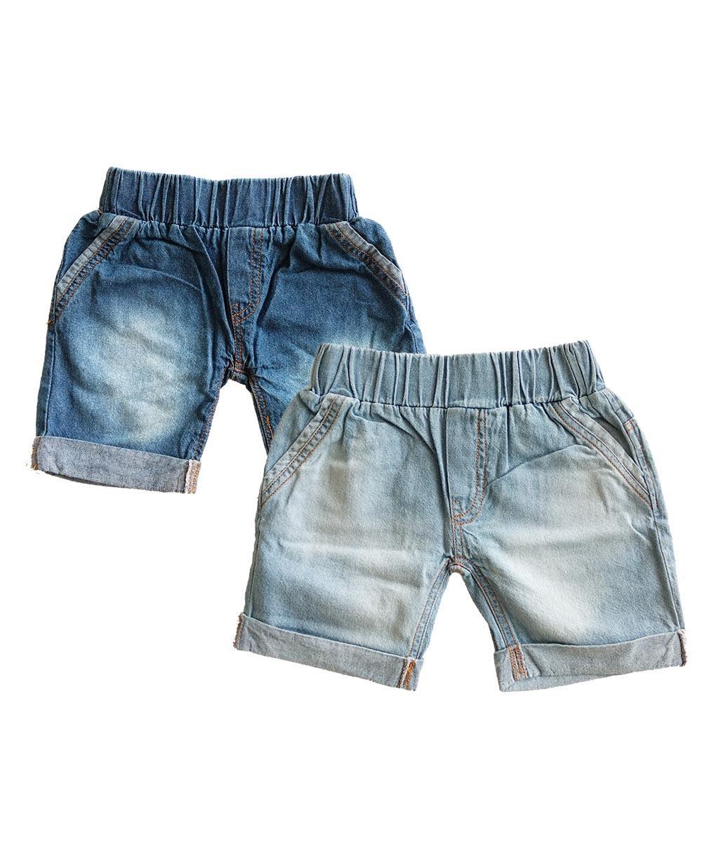 Kazel Jobel Short Jeans Edition Isi 2pcs By Adorababyshop.