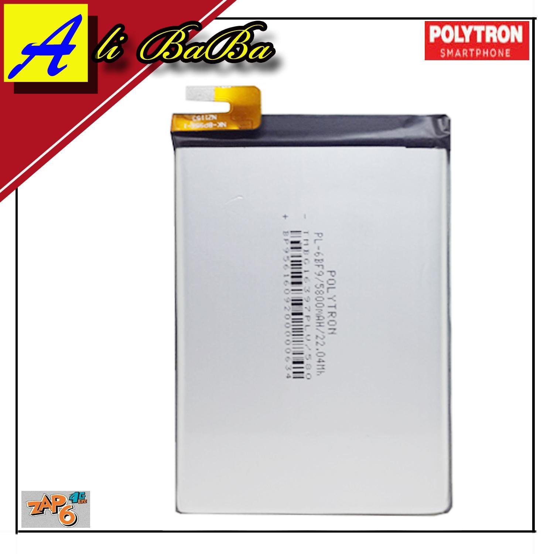Baterai Handphone Polytron Zap 6 Power 4G502 PL-6BF9 Double Power Polytron Batre HP Polytron