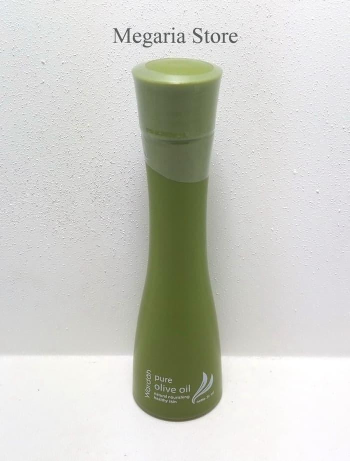Wardah Olive Oil Pure 50Ml