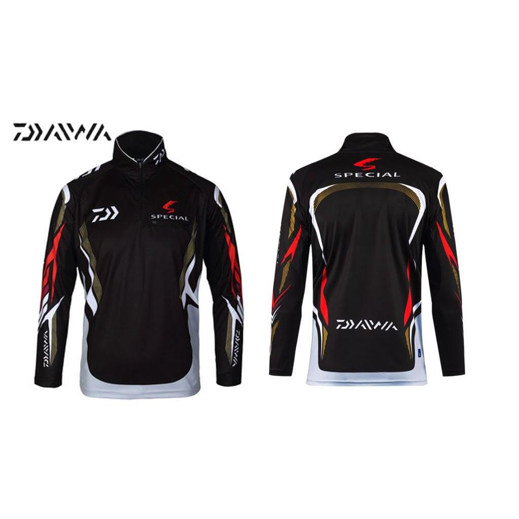 Dawa Colar Quick Dry Upf 50+ Long Sleeve Jersey By Choosen Demons.