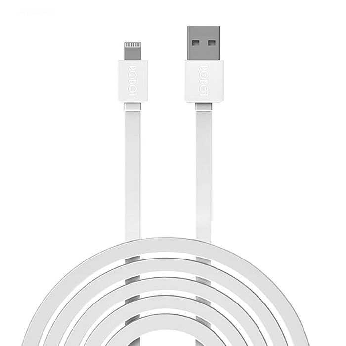 Vivan Robot Lightning Cable For Iphone 5 6 7 Kabel Data Charger