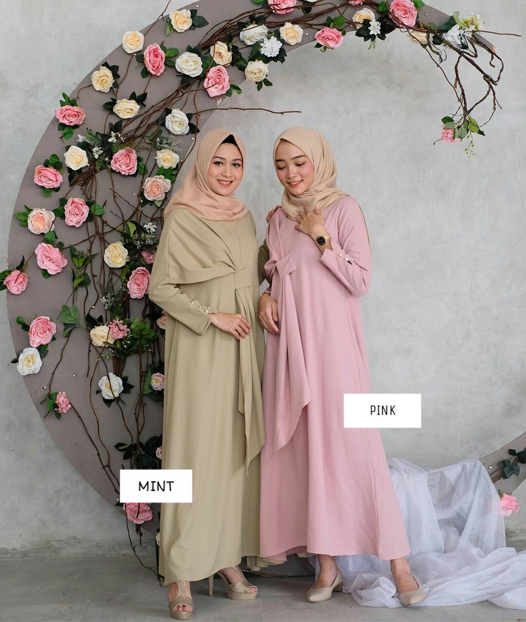 Denia Maxi / Fashion Wanita / Baju Muslim Wanita / Gamis Modern / Dress Remaja / Gamis Syari / Baju Gamis Wanita Terbaru 2019 / Baju Muslim Wanita / Dress Remaja / Dress Syari / Kebaya untuk Wisuda / Long Dress / Dress Wanita Muslim / Pakaian Muslim