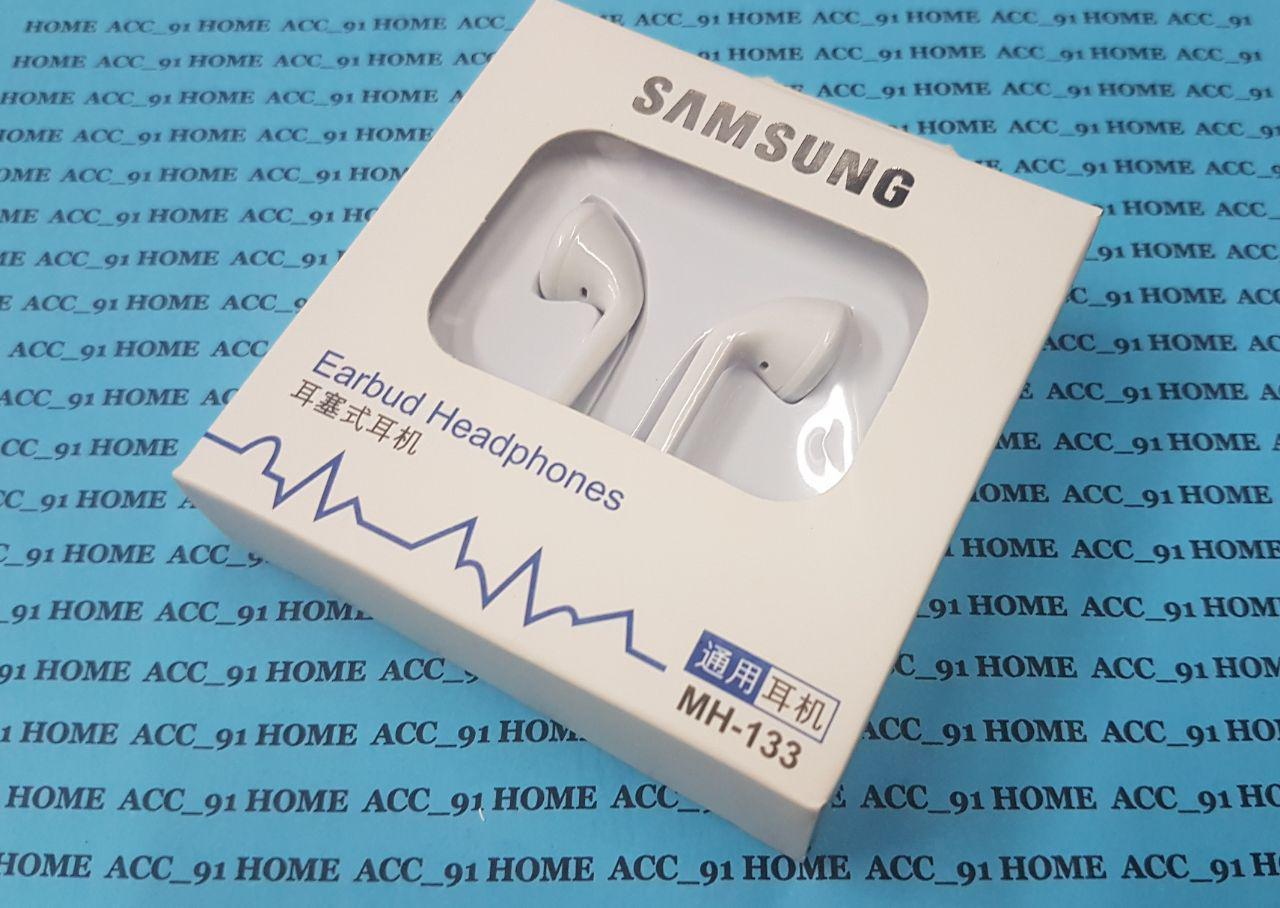 Handsfree Earphone Samsung Galaxy J2 J2 Prime J2 Pro Mh133 Hiagh Quality Headset Oem Lazada Indonesia