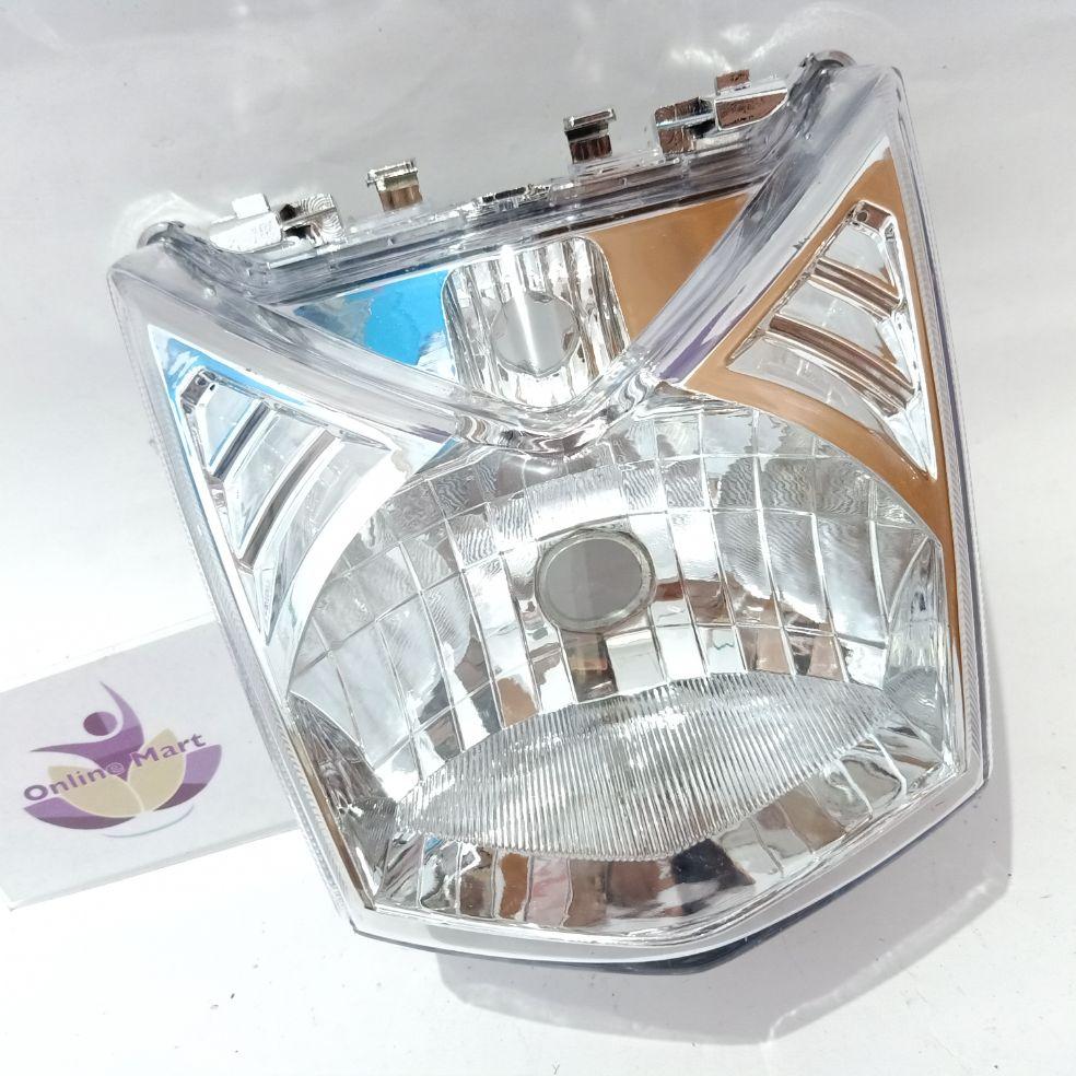 Lampu rekflektor beat fi injeksi lampu depan beat fi 2013 headlamp beat