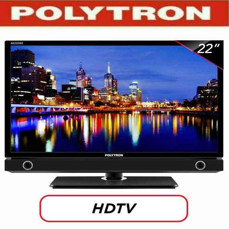 POLYTRON LED TV 22 Inch HD - PLD22D9500 GARANSI RESMI