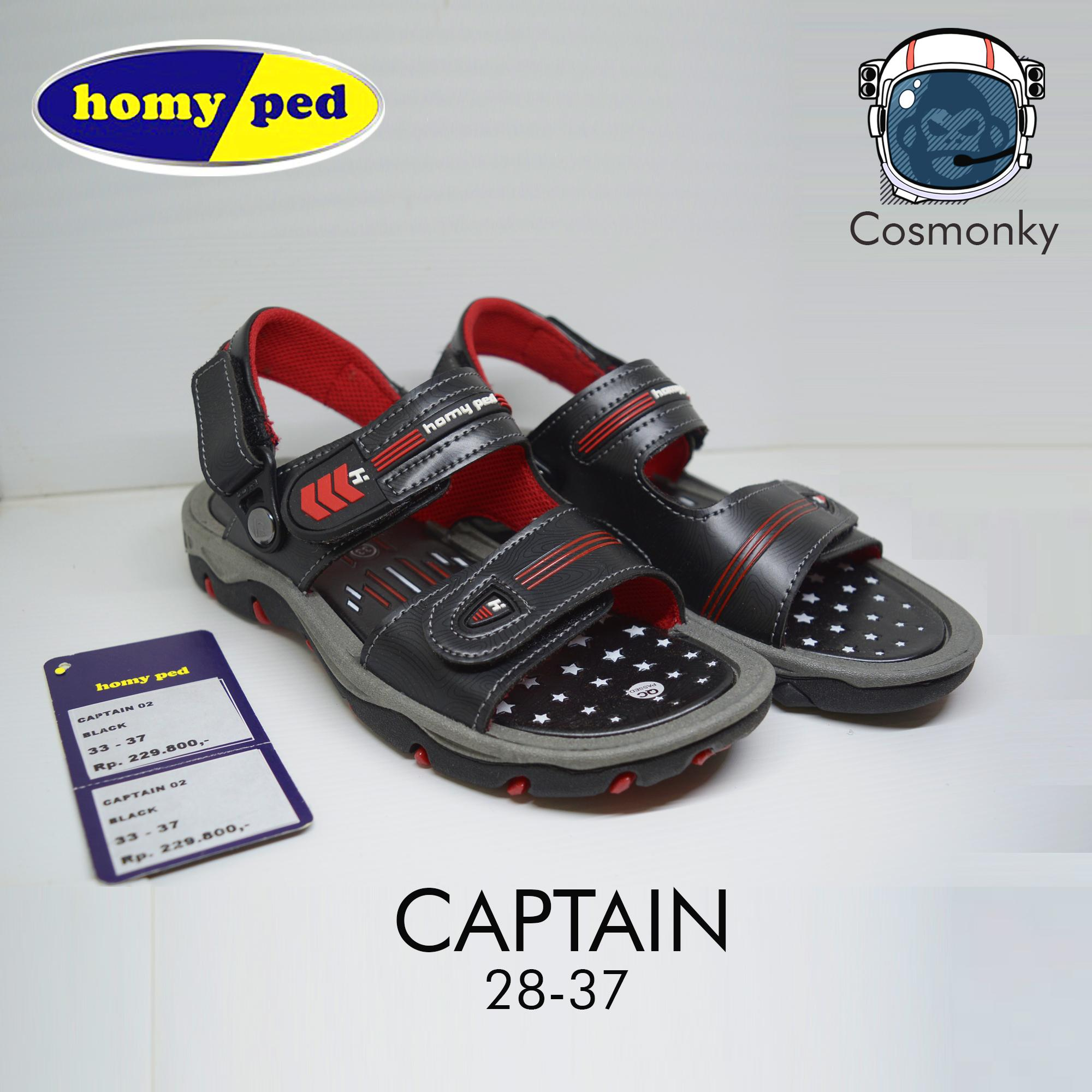 Promo Homyped Captain Termurah Sandal Gunung Sandal Anak