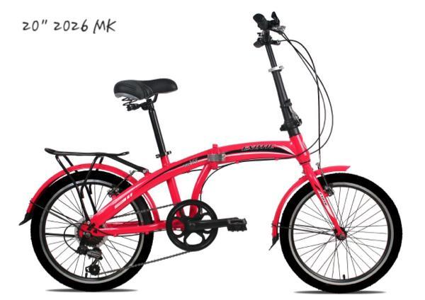 Promo    Sepeda Lipat anak & dewasa 16 inc Exotic 2026MK    Termurah