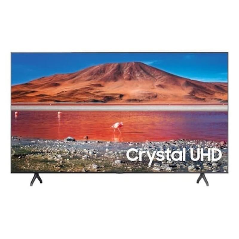 SAMSUNG UA43TU7000 Crystal UHD 4K 43 Inch LED TV 43TU7000 Smart TV - Khusus JADETABEK - GRATIS ONGKIR