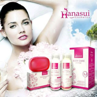 HANASUI BODY CARE 3 IN 1 BPOM thumbnail
