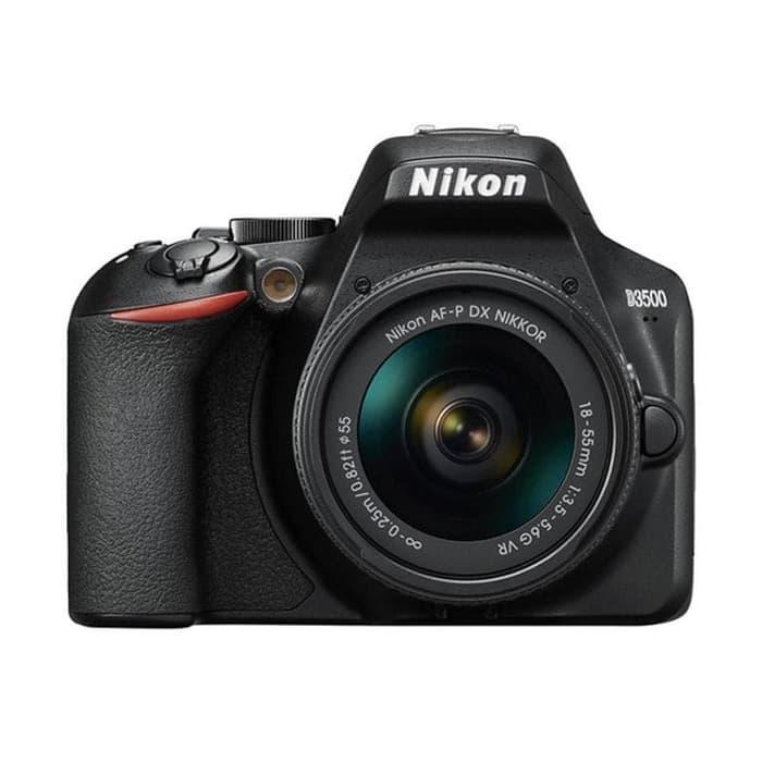 Promo Diskon - Nikon D3500 Kit 18-55mm DSLR Camera