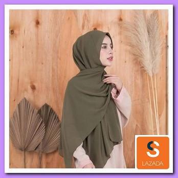 Hijab Pashmina Crinkle warna terlengkap / Jilbab Pasmina Crinkle warna terlengkap Top Quality hijab pashmina/hijab sabyan/hijab instan/hijab segi empat/hijab syari/kerudung syari/kerudung pasmina/hijab sport