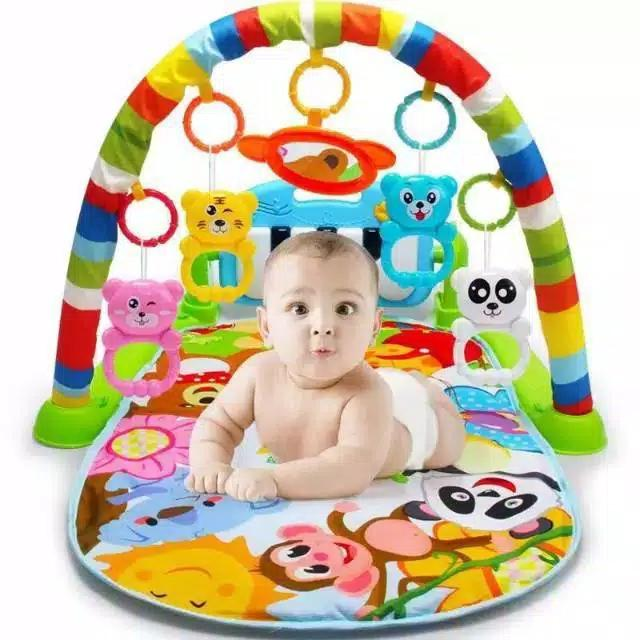 PlayGym piano baby musical multi function 3 in 1 JUNGLE 6ef1151a94