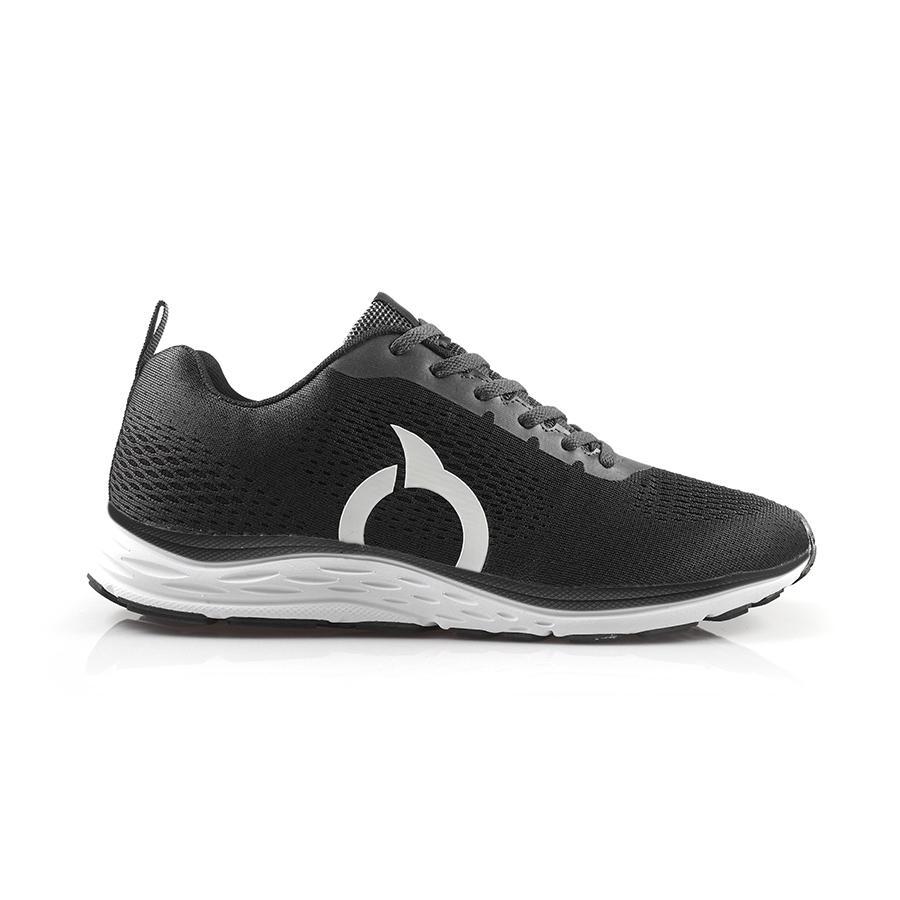 ORTUSEIGHT Sepatu Lari Vector - Hitam
