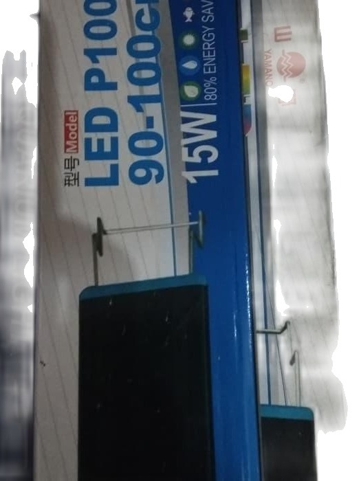 aquarium aquascape lampu led yamano p 1000 1 meter