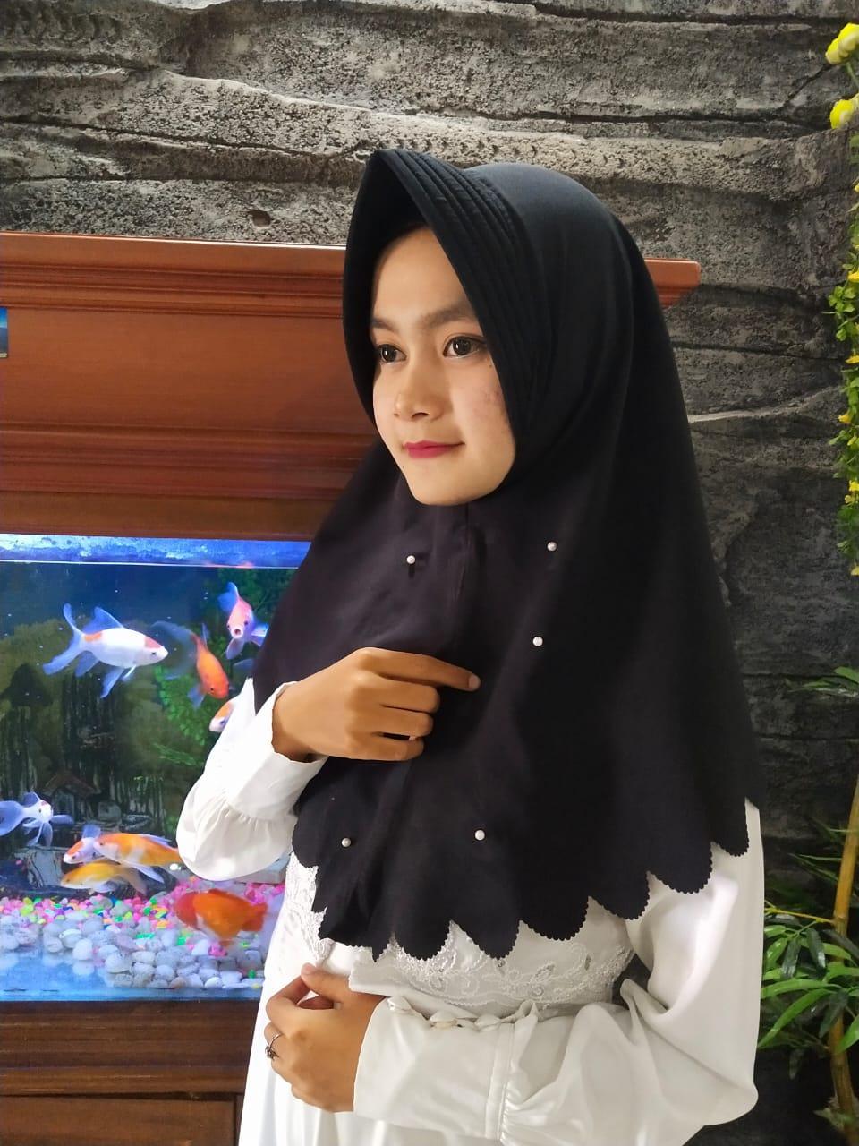 JILBAB / simple Pet LASER MUTIARA Hijab Instan JILBAB KHIMAR PET ANTEM HIJAB KERUDUNG INSTAN KHIMAR PET SIMPLE PET SYARI HIJAB INSTAN TERBARU