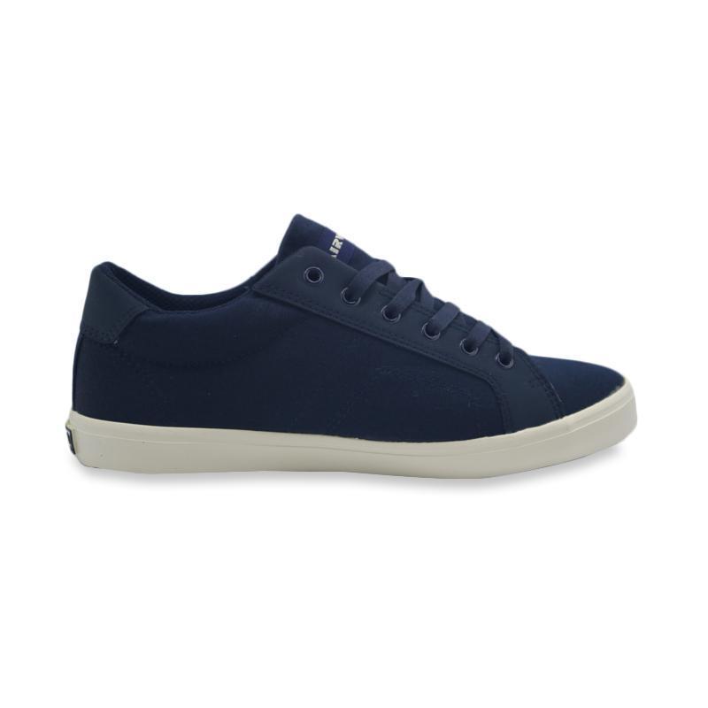Airwalk Eddie Sepatu Sneakers Pria AIWX8F0601NV Original c10fae0d73