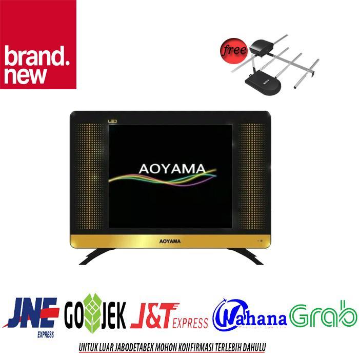 TV AOYAMA LED 17 INCH PROMO