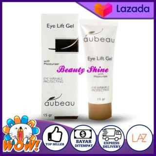 Penghilang Kantung Mata Aubeau Eye Lift Gel Original 100% Penghilang Mata Panda Ampuh Cream Pengihilang Kantung Mata Obat Penghilang kantung Mata thumbnail