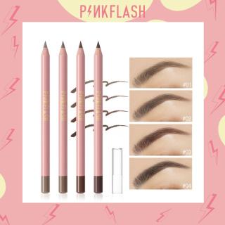 PINKFLASH OhMyPinkFlash OhMyEmoji pensil alis lembut tahan air tahan lama thumbnail
