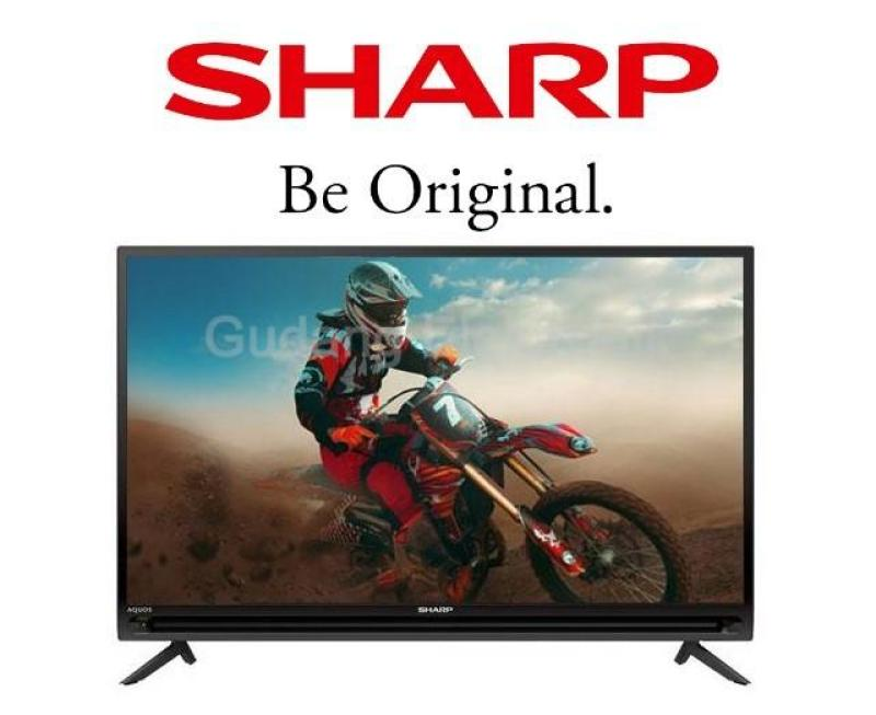 TV LED SHARP 32 INCH LC-32LE295I GARANSI RESMI