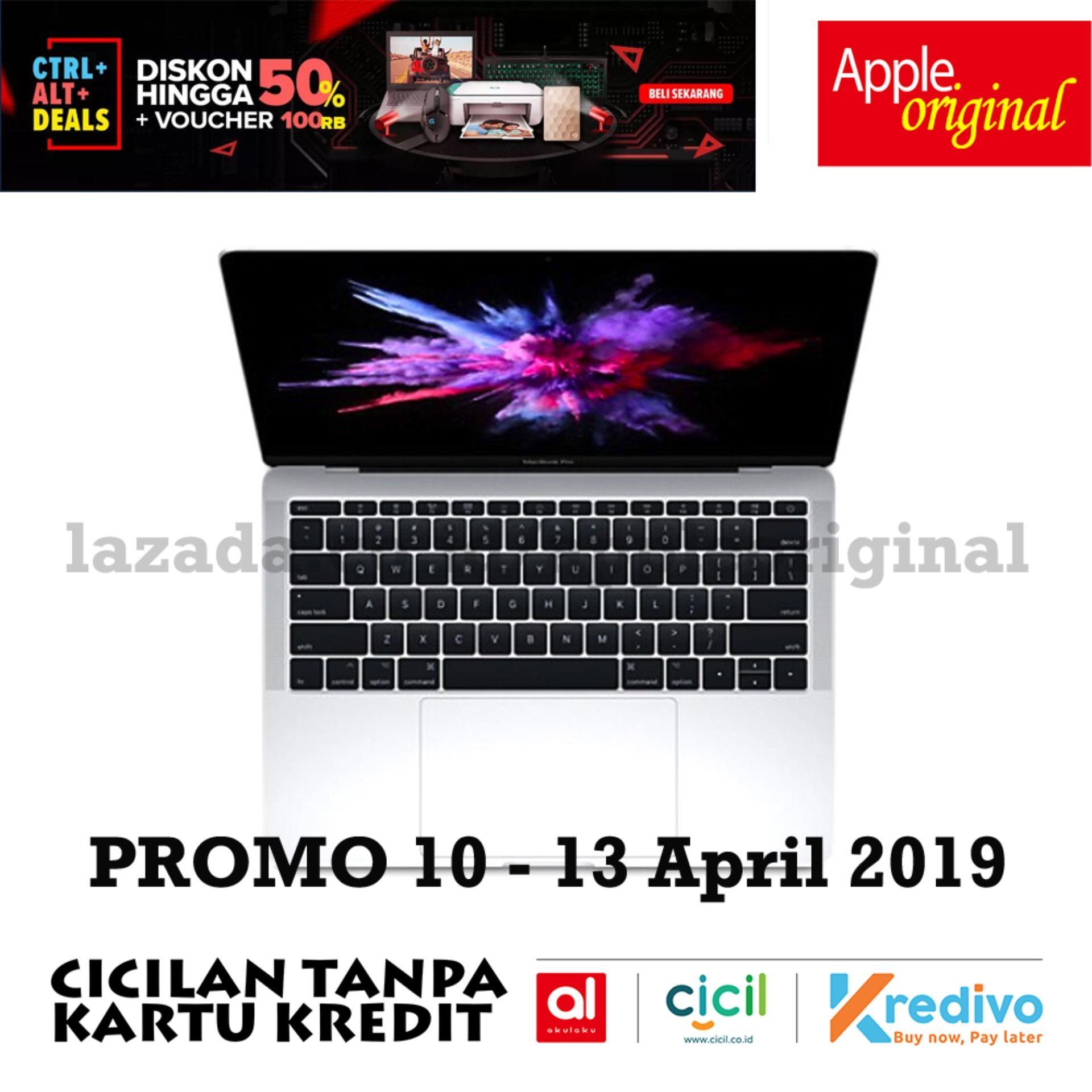 Apple Macbook Pro 2017 MPXR2 13 Inch - Dualcore i5 - 2.3Ghz Intel Iris Plus Graphics 640 - 8GB - 128GB - Silver