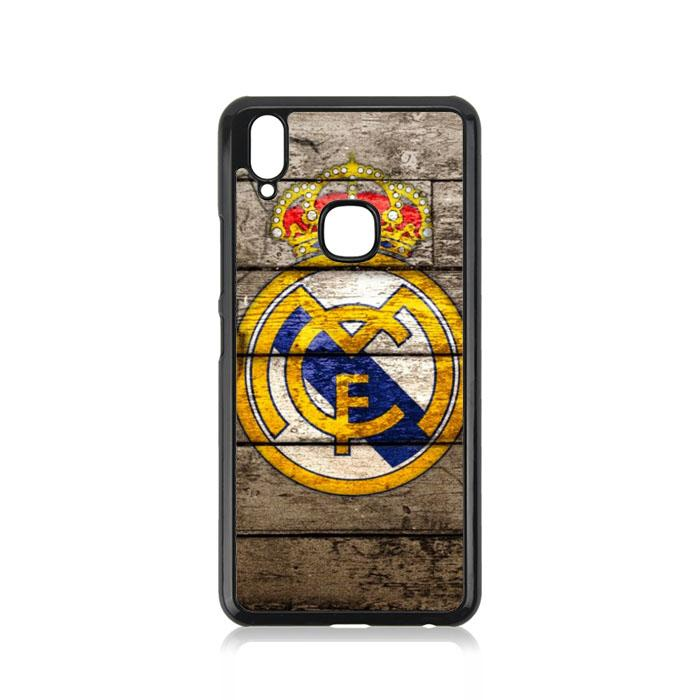 Casing For Vivo Y91 real madrid Logo G0048