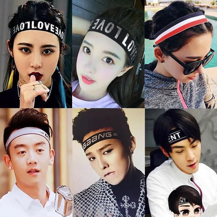 Headband Olahraga Kekinian Kualiatas Premium By Big Time Store.