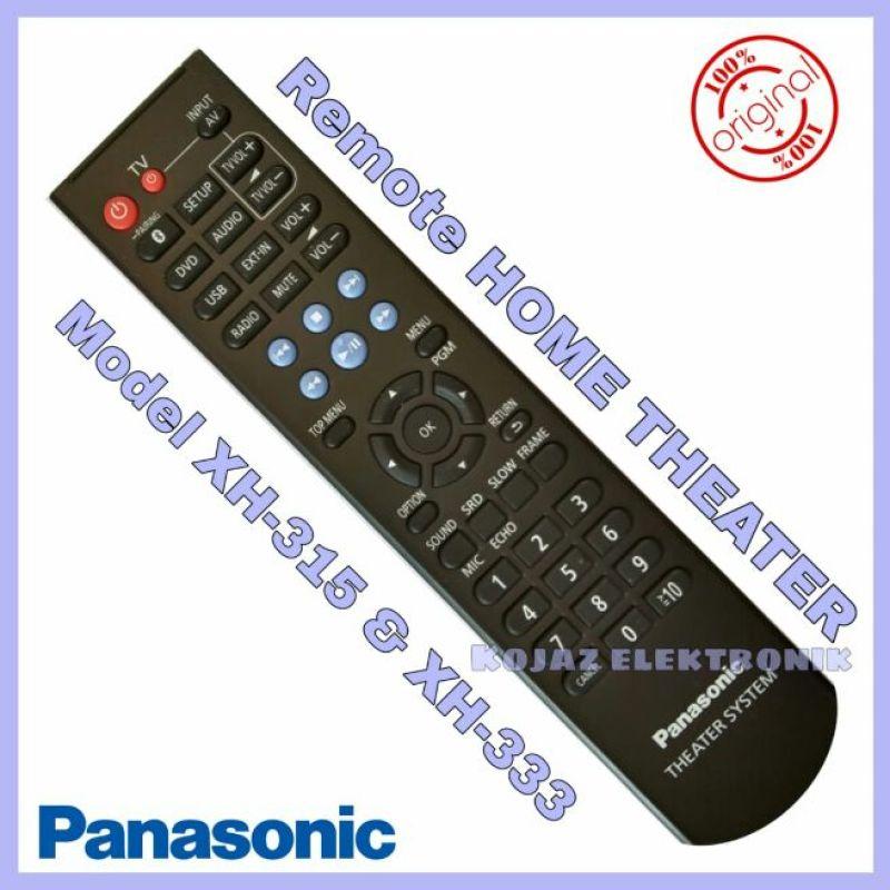 Remote Home Theater Panasonic Original Terbaru
