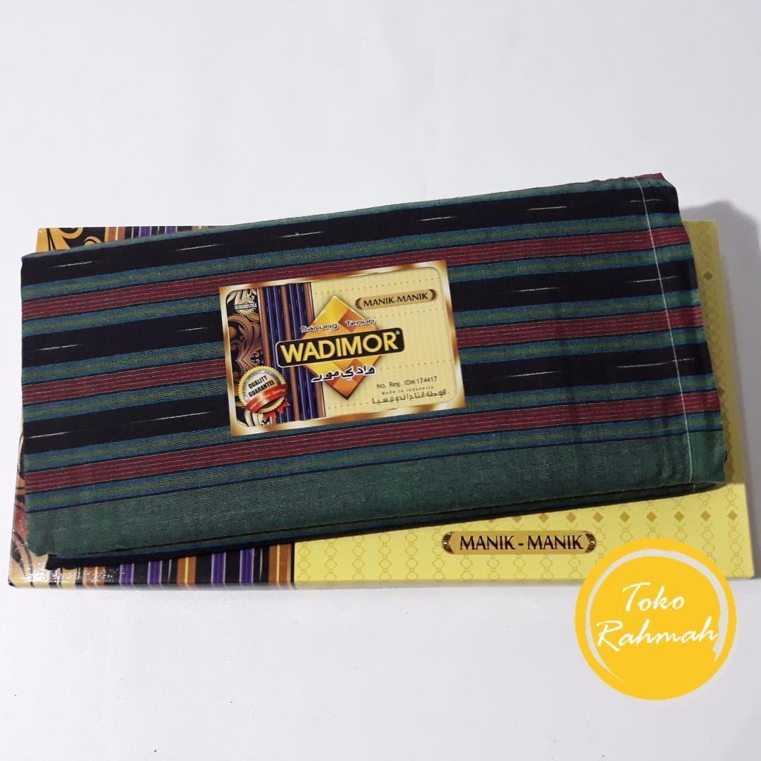 ... Rp 45 500 Sarung Tenun Wadimor Manik ManikIDR45500