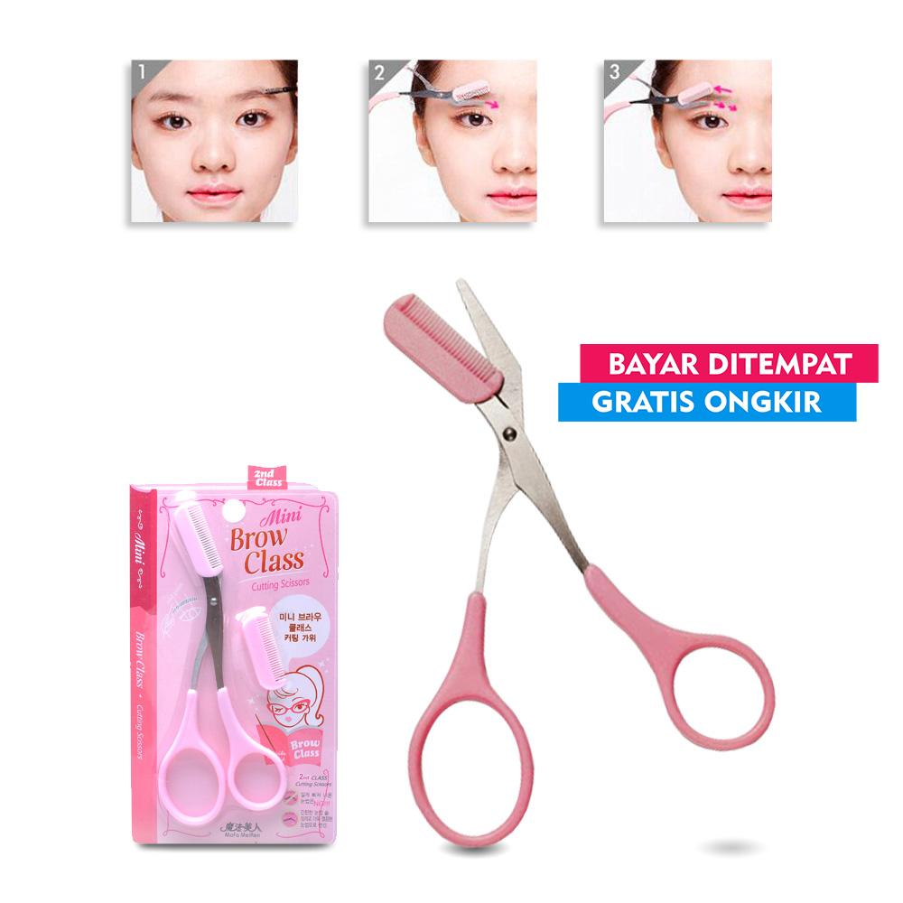 Brow Class Gunting Alis / Cutting Scissors / Etude House - CB