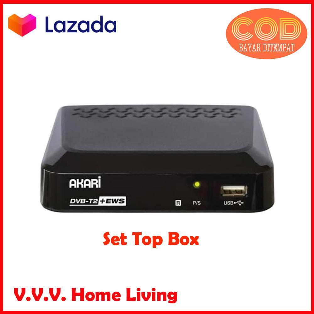 AKARI ADS-210 SET TOP BOX TV DIGITAL (Untuk Semua Jenis TV)