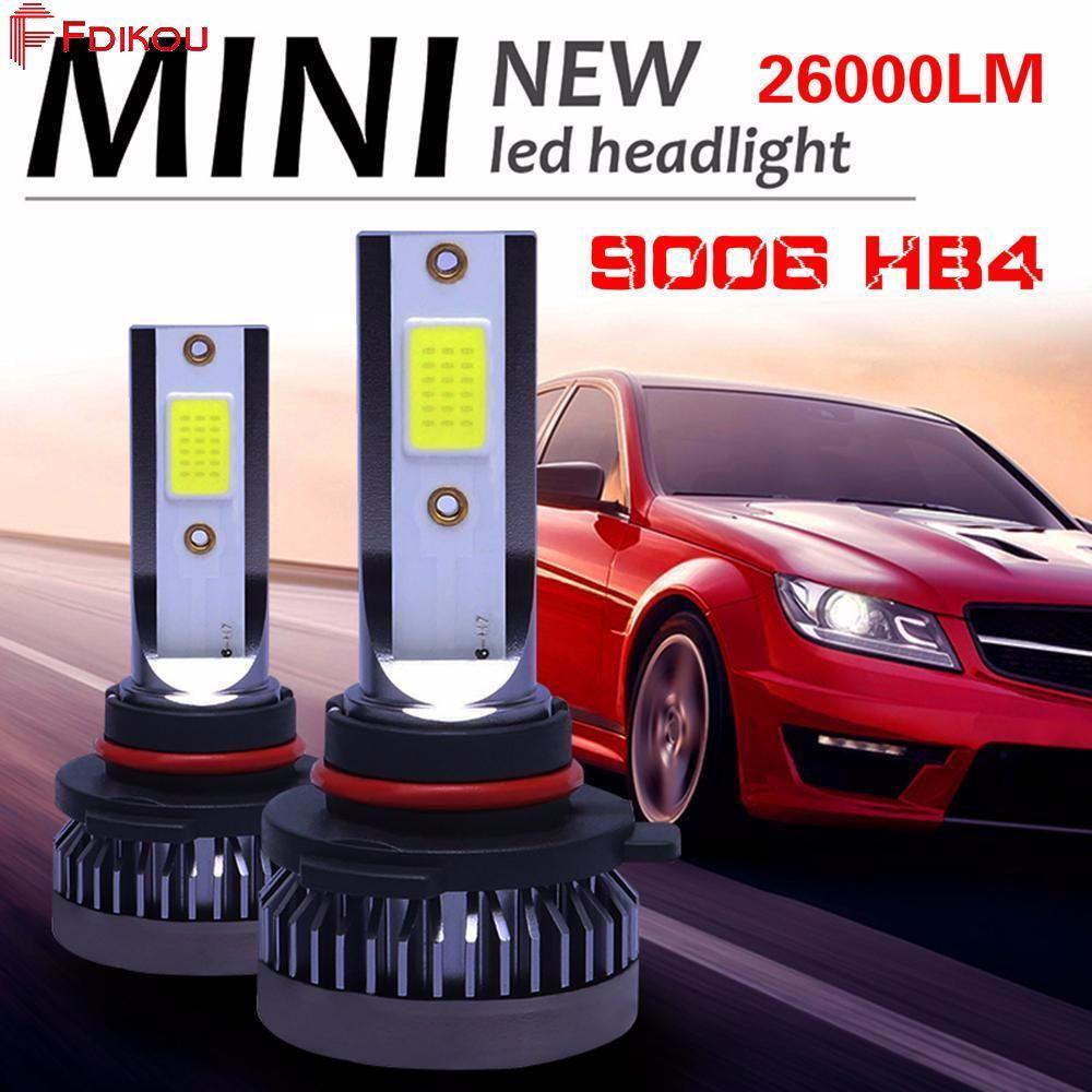 9006 HB4 CREE 120W LED Headlight Light Bulb Conversion Kit Low Beam 6000K White