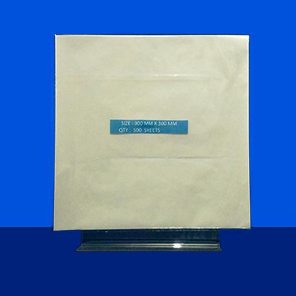 Pullos Kertas Polos Pembungkus Makanan Siap Saji Isi 500 Lbr Size 30 X 30 By Kdp Store.