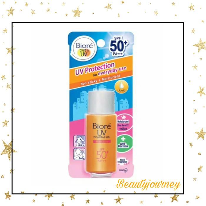 TERLARIS Biore UV Perfect Milk Moisture SPF 50+/+++ - owSuANwg