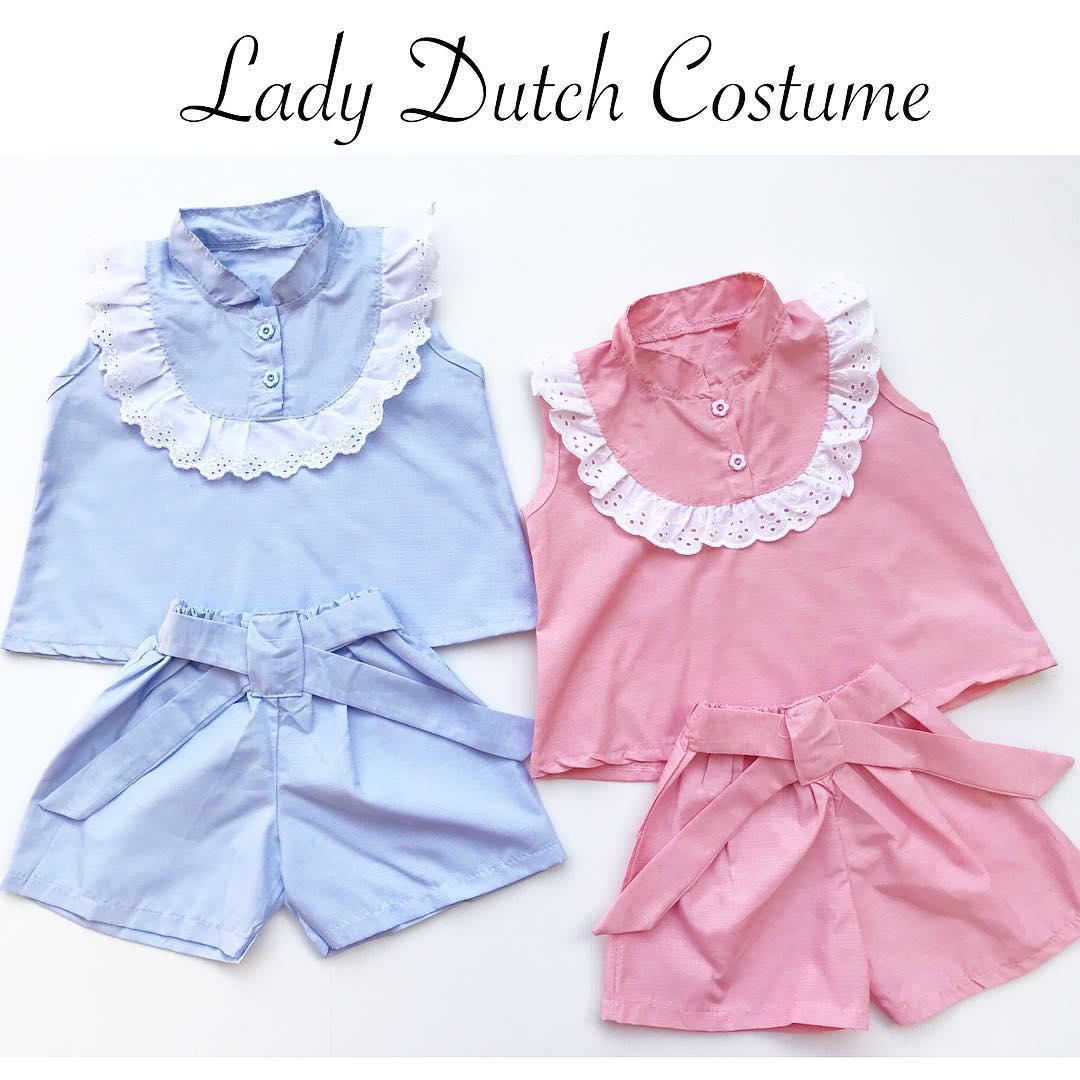 dress anak dress bayi LADY DUTCH grosir baju anak grosir baju bayi pakaian bayi babeebabyshop setelan