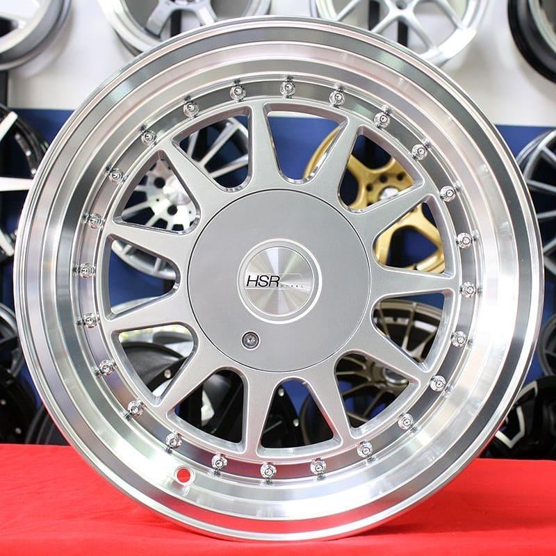Velg Mobil Ring 17 Honda Jazz Yaris Swift Ford Fiesta - HSR IKIMASU Racing