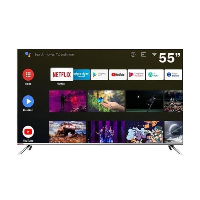 Changhong U55H7 Android 9.0 4K UHD Smart LED TV [55 Inch]