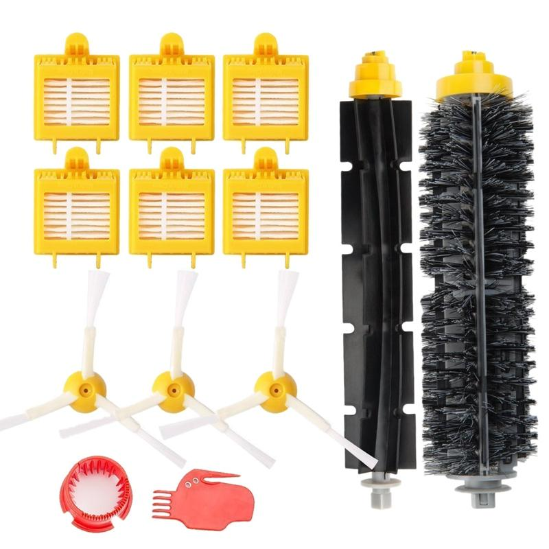 Replacement Accessories Kit For Roomba 700 Series 700 720 750 760 765 770 772 772E 774 775 776 776P 780 782 782E 785 786 786P 790-A Set Of 13