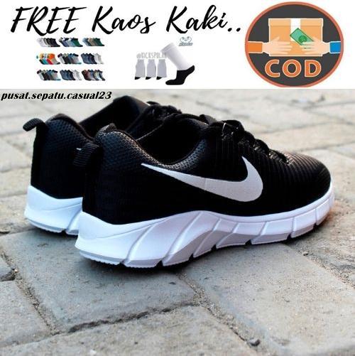 @PSC23_Sepatu Nike1995 Zero Running Flyknit Presto Zoom Pria Wanita Kerja Sekolah Olahraga Original Vapormax