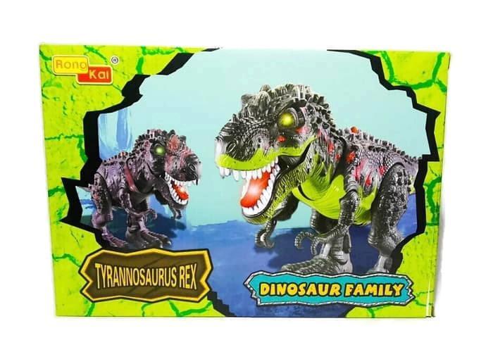 Mainan Anak Dinosaurus Family TYRANNOSAURUS REX T-REX Family 1 set - Mainan  Binatang Anak 0f75b17e1d