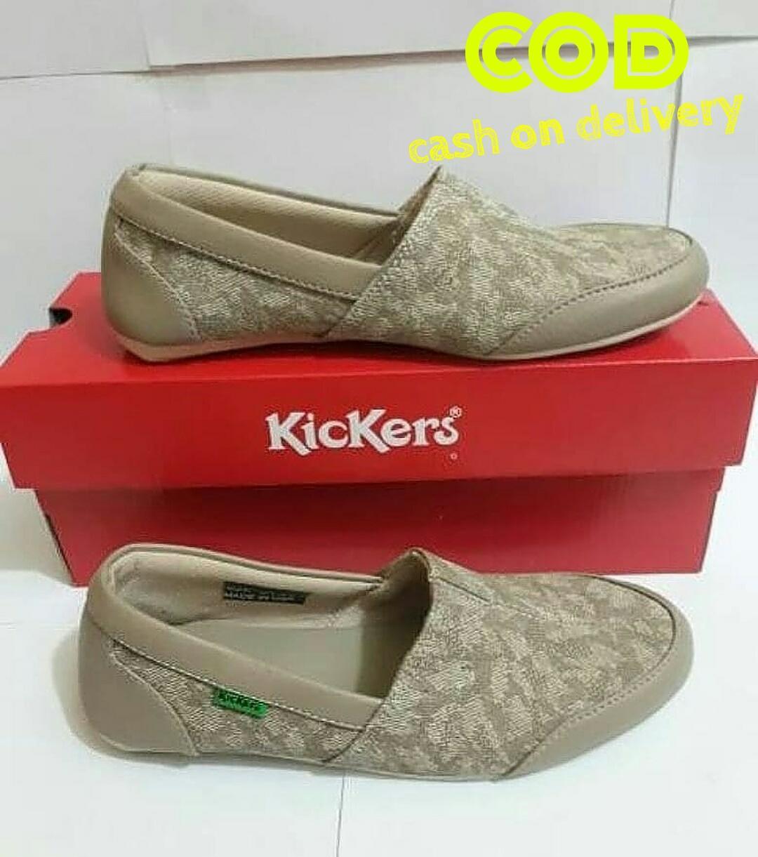 91+ Aneka Gambar Model Sepatu Wanita Kickers Kw Paling Keren